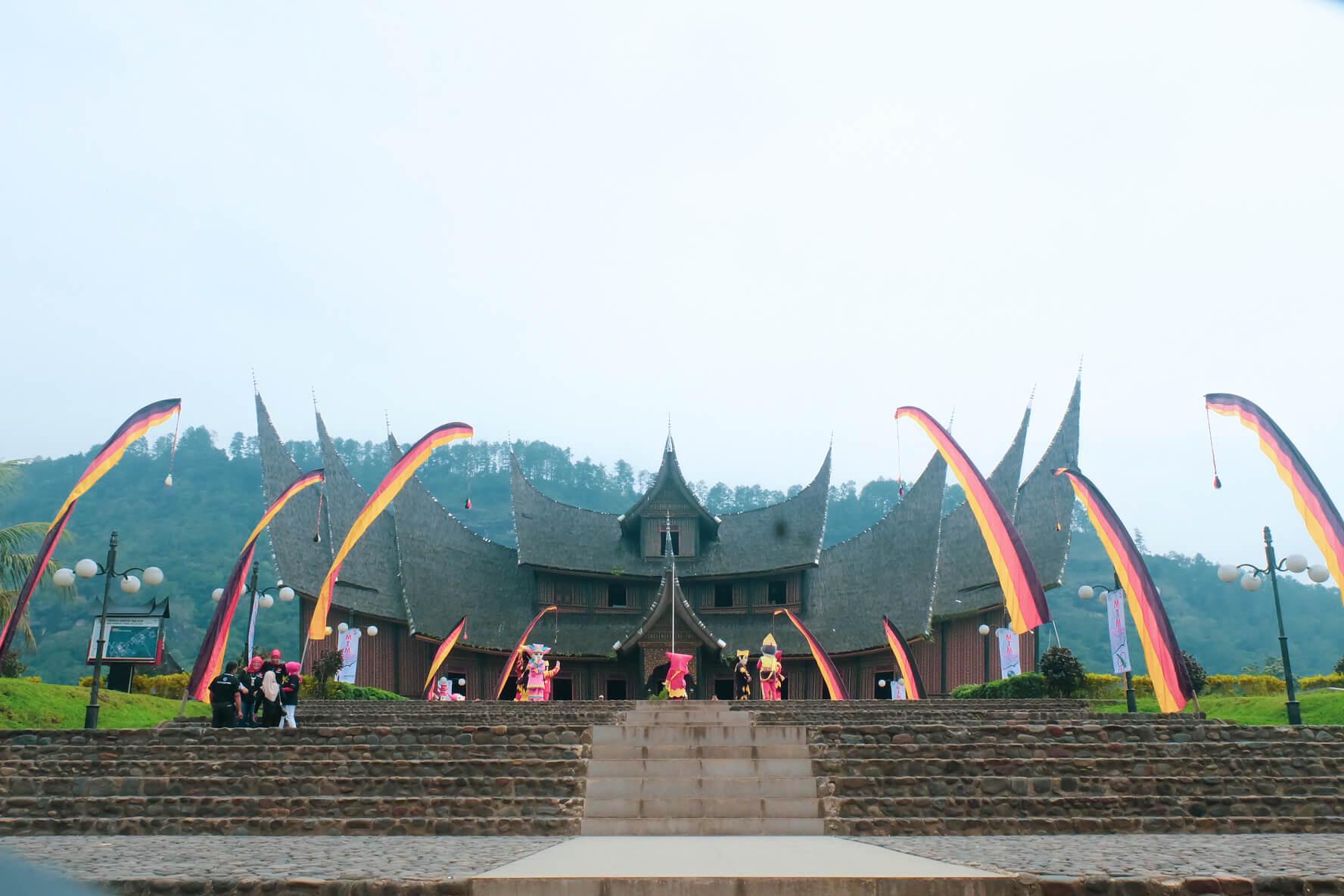 Cultural Tour Padang West Sumatera
