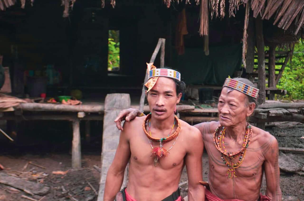 Mentawai Island Tribe West Sumatera
