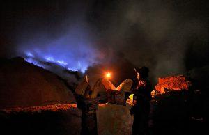 Ijen Blue fire tour