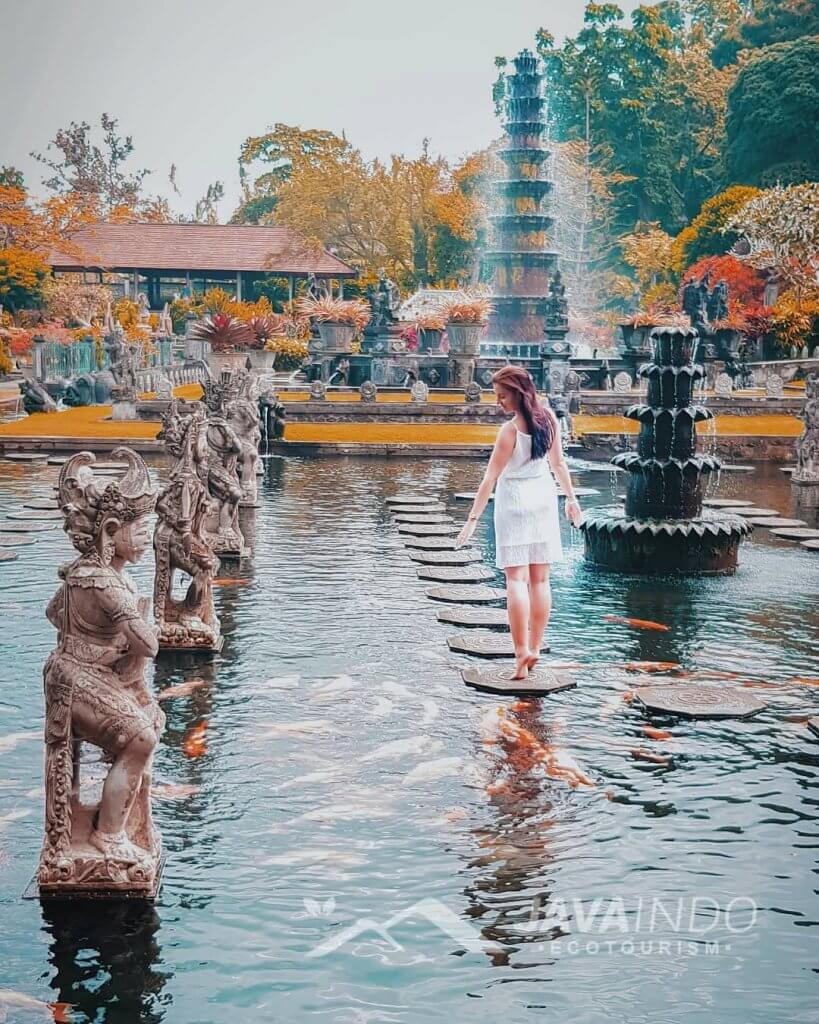 Tirta Gangga Royal Water Garden: Bali Instagram Tour And Discover Nusa Penida Island