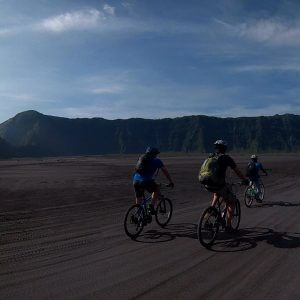 Bromo Cycling Tour