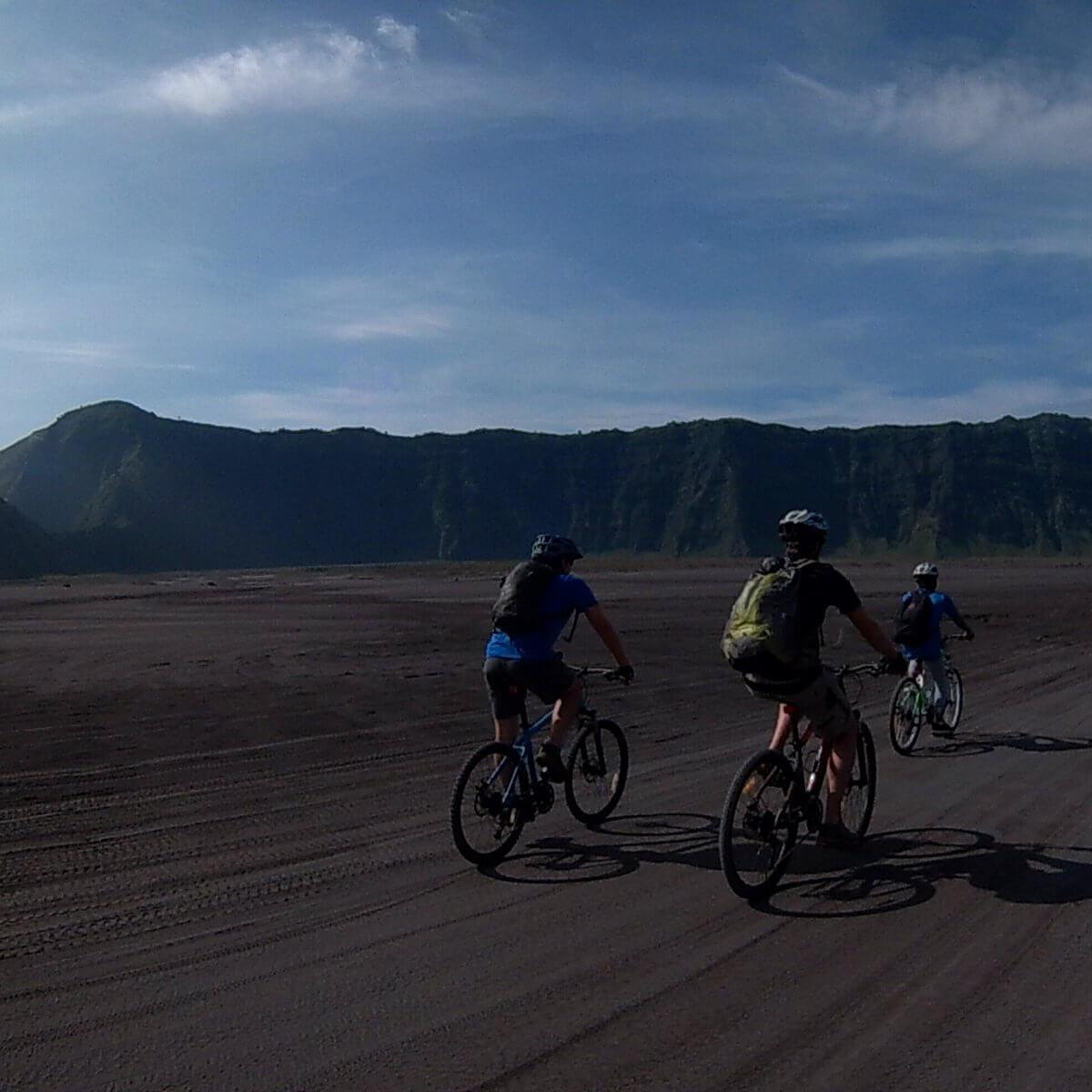 Bromo Cycling Tour