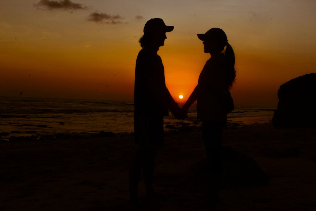 Beach Sunset Sumba