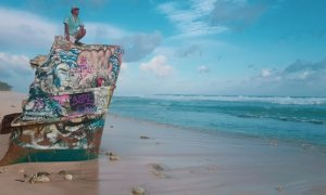 Nunggalan Beach