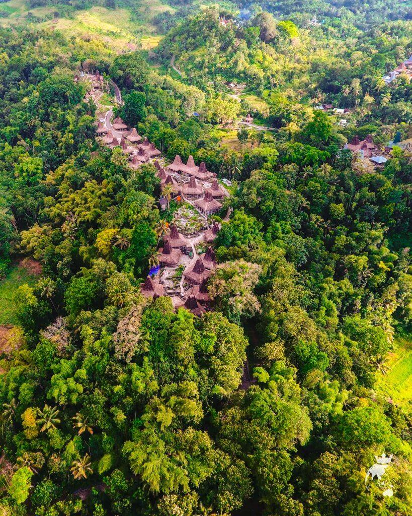 Praijing Villages Sumba